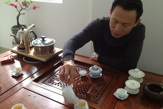 chinese tea table set 1